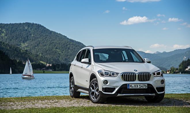 【新聞照片二】BMW X1 獲頒「2016最佳進口小型SUV」