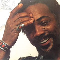 QUINCY JONES:MELLOW MADNESS(JACKET A)