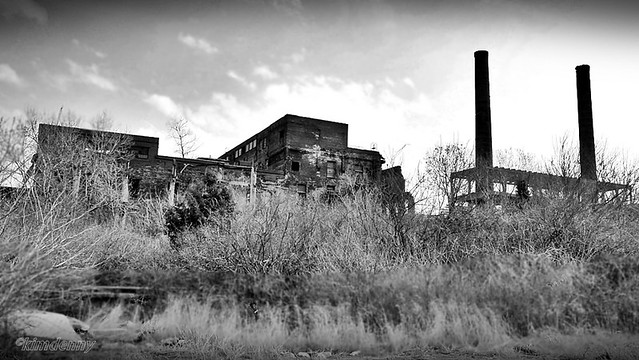 Armour Packing Plant-gone