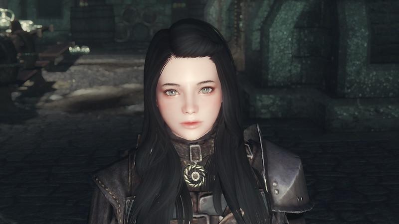 Pure Girls - Dawnguard Heroines Replacer at Skyrim Nexus - mods and