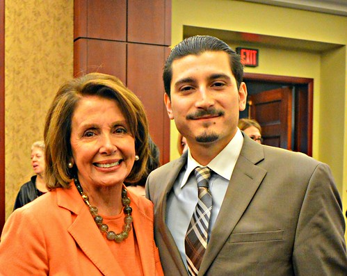 Congresswoman Pelosi leads panel Exploring Poverty
