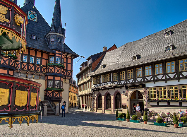 Corporate Colors Of Wernigerode