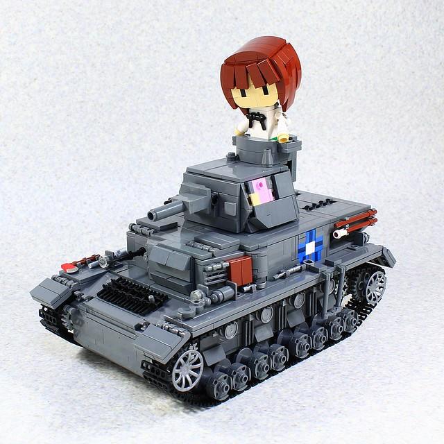 Panzerkampfwagen IV Ausf D
