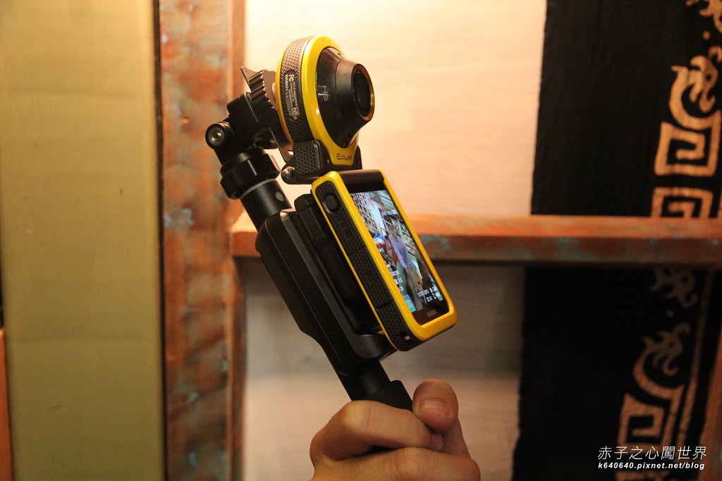 CASIO EX-FR100戶外防水相機44