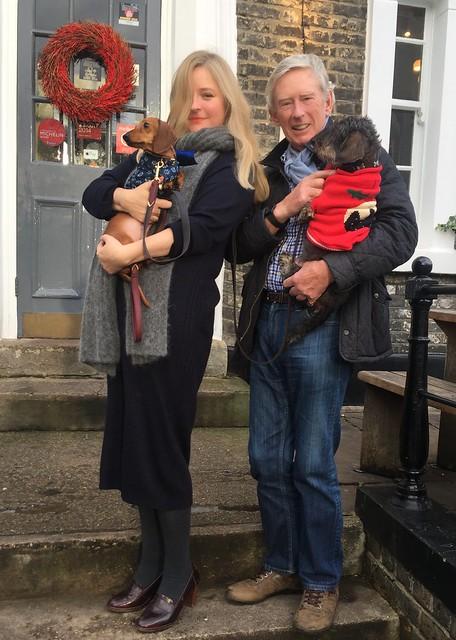 The Wells Hampstead Dog Friendly