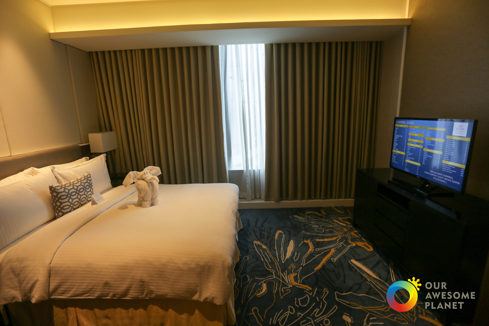 Ascott Bgc Staycation Living Like A Resident In The Heart