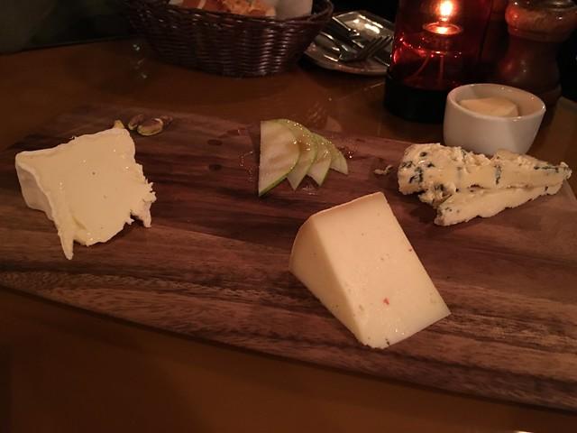 Artisan cheeses - Garcon