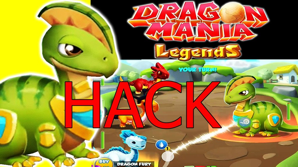 Dragon mania legends hack apk windows phone   Download