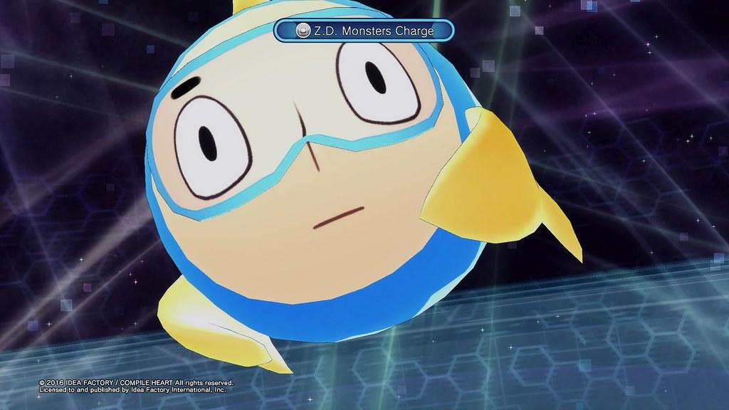 Megadimension Neptunia VII on PS4
