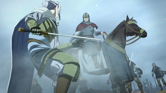 Arslan The Warriors of Legend Demo