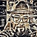 Collaboration - reworked a photo of my buddy Heath. #ig #igers #igdaily #photooftheday #portrait #instagood #instagram #instaaaaah #instadaily #rad #hat #gnar by scotthughesphoto
