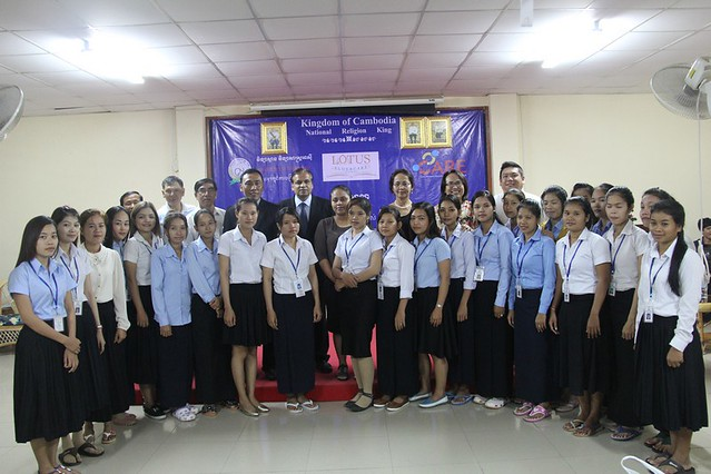 AIS Cambodia Seminar 2016