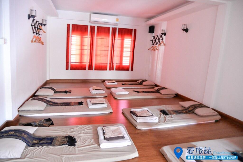 《清迈SPA按摩推荐》Lanna Massage:清迈尼曼路服务质量稳定值得一访。
