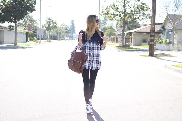 vintage havana,plaid shirt,comme de garcons,chucks,converse,cgd converse,big buddha,street style,oc blogger,orange county,kelly kepner pr,lucky magazine contributor,fashion blogger,lovefashionlivelife,joann doan,style blogger,stylist,what i wore,my style,fashion diaries,outfit