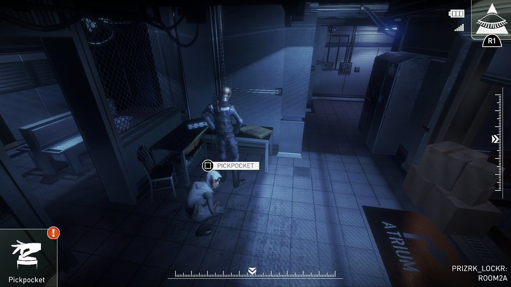Republique on PS4