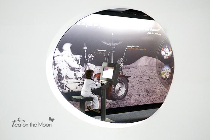 Cite de l'espace, ciudad del espacio Toulouse