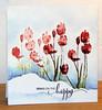 Tulipes dans la neige 004