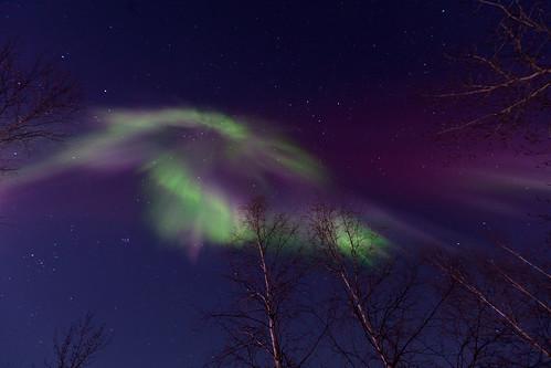 012016 - The Aurora overhead