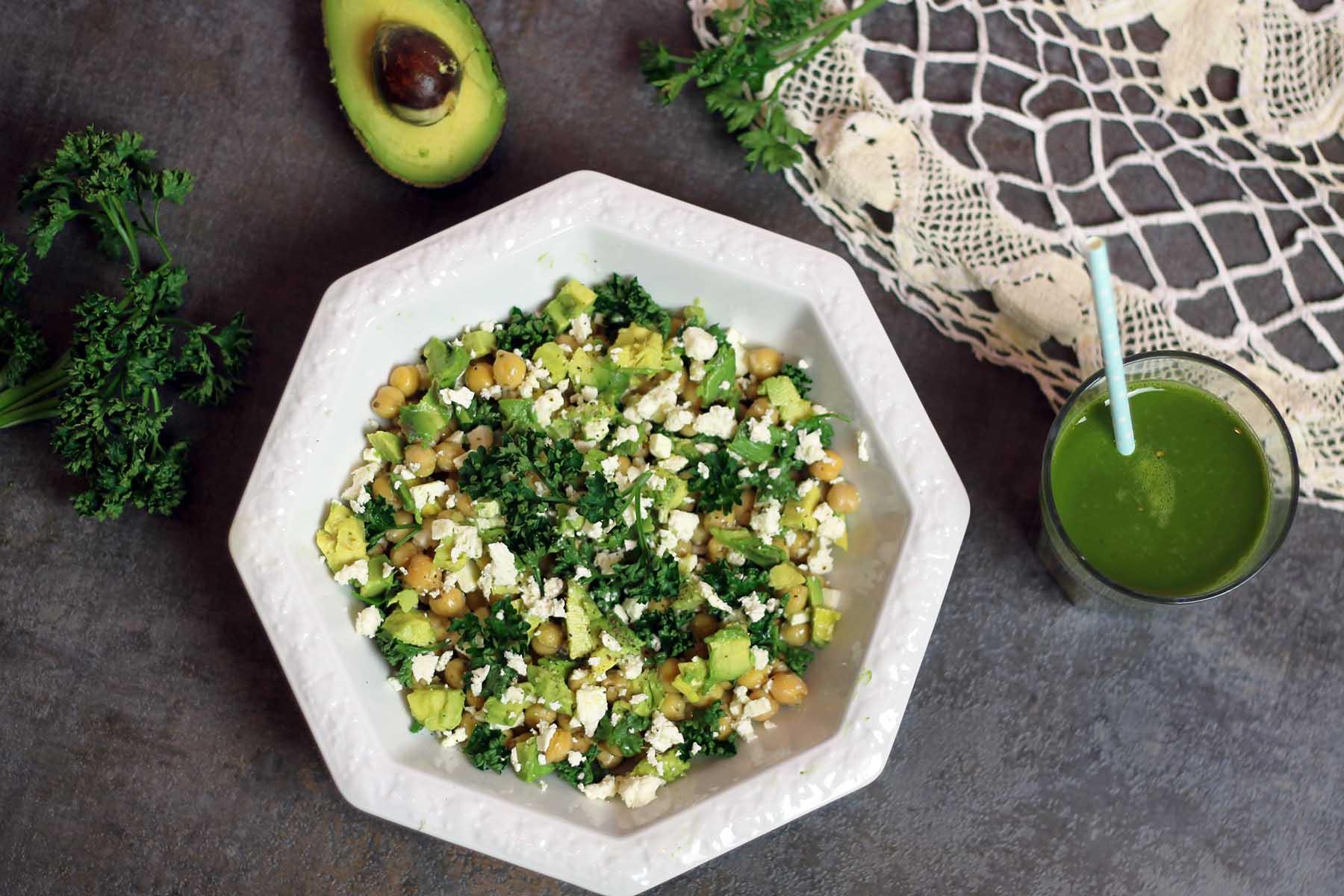 gesund-essen-kichererbsen-rezept-salat-healthy