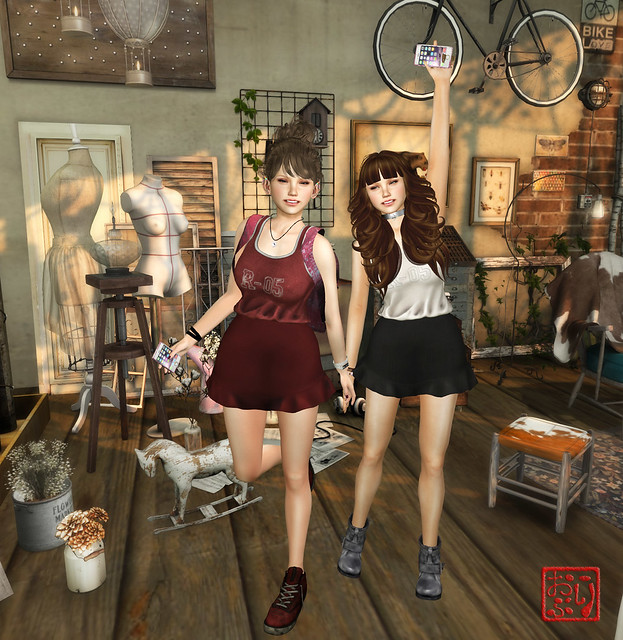 Girl Friends ❤️