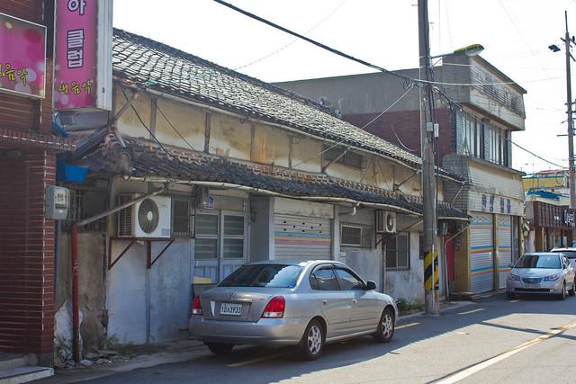 Japanese style house, Gunsan, South Korea