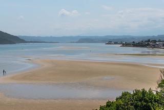Knysna Lagune und Leisure Isle