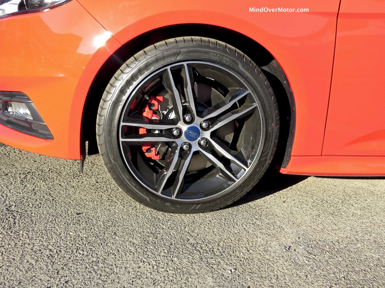 Ford Focus ST Wheel