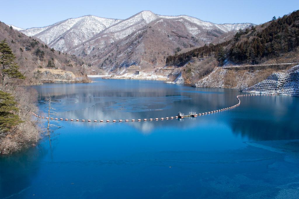 奥四万湖 / Lake okushima
