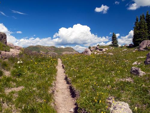 landscape colorado hiking pagosasprings explored olympus510