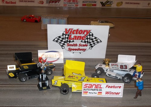 Charlestown, NH - Smith Scale Speedway Race Results 03-06 24946893483_33426a8afc