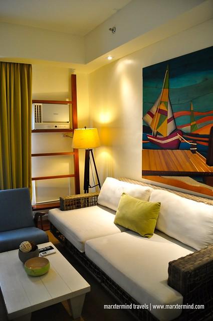 Superior Room Ferra Hotel Boracay