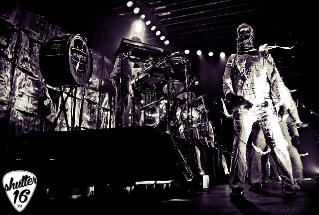 Here Come The Mummies 1248