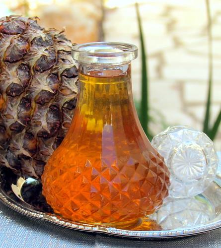 Caramel Pinapple Liquor