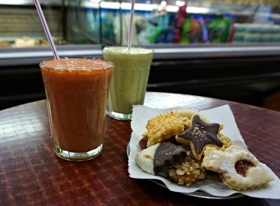 Marrakech Food Tour Desserts