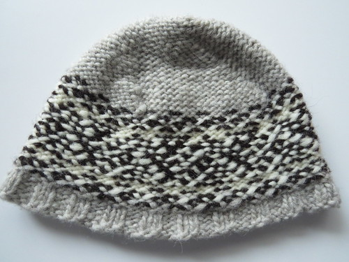 Salish Toque, by Silvia Olsen