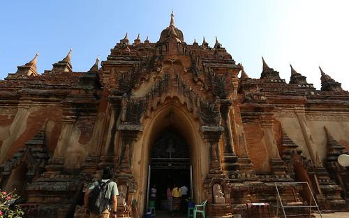 Bagan, Myanmar - grasskode