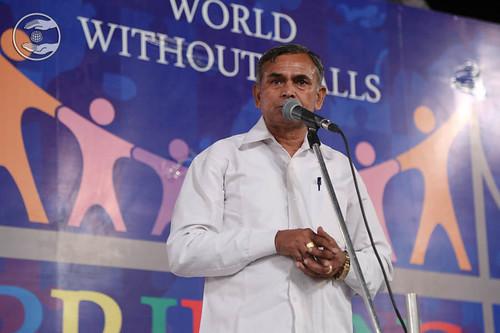 Ram Babu from Budh Vihar expresses his views