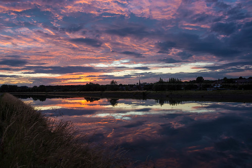 sunset sky cloud outdoors belgium outdoor havre mons 2015 leroeulx régionwallonne joséconstantino joseconstantino