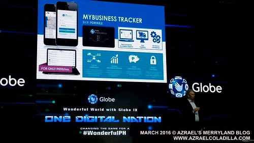 Globe Wonderful World 9 #OneDigitalNation