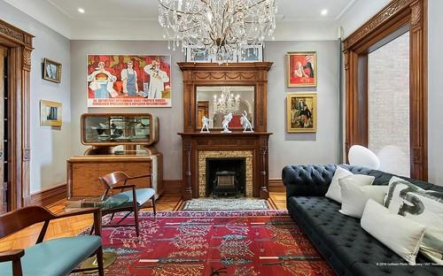 Brooklyn 8th Street $8.5 Victorian room