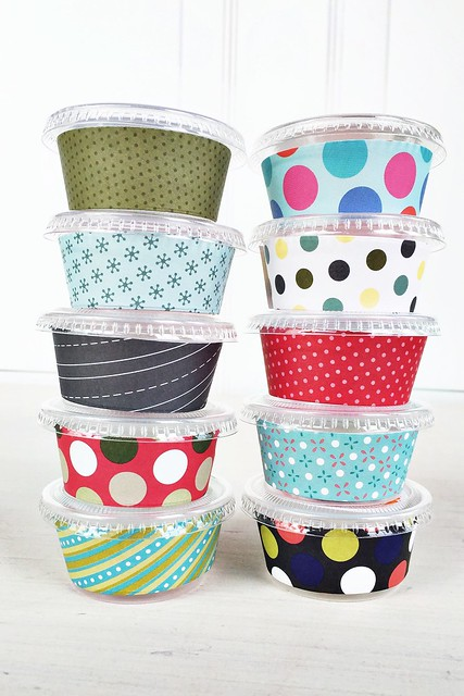 Snack Cup Wrap by Papertrey Ink