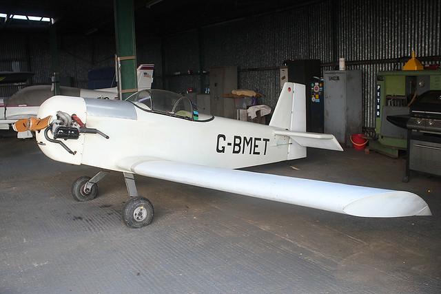 G-BMET