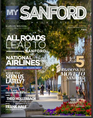 my sanford magazine