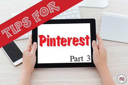 Pinterest Tips: Creating Pins