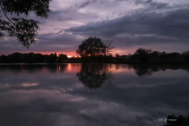 Un soir, après la pluie.