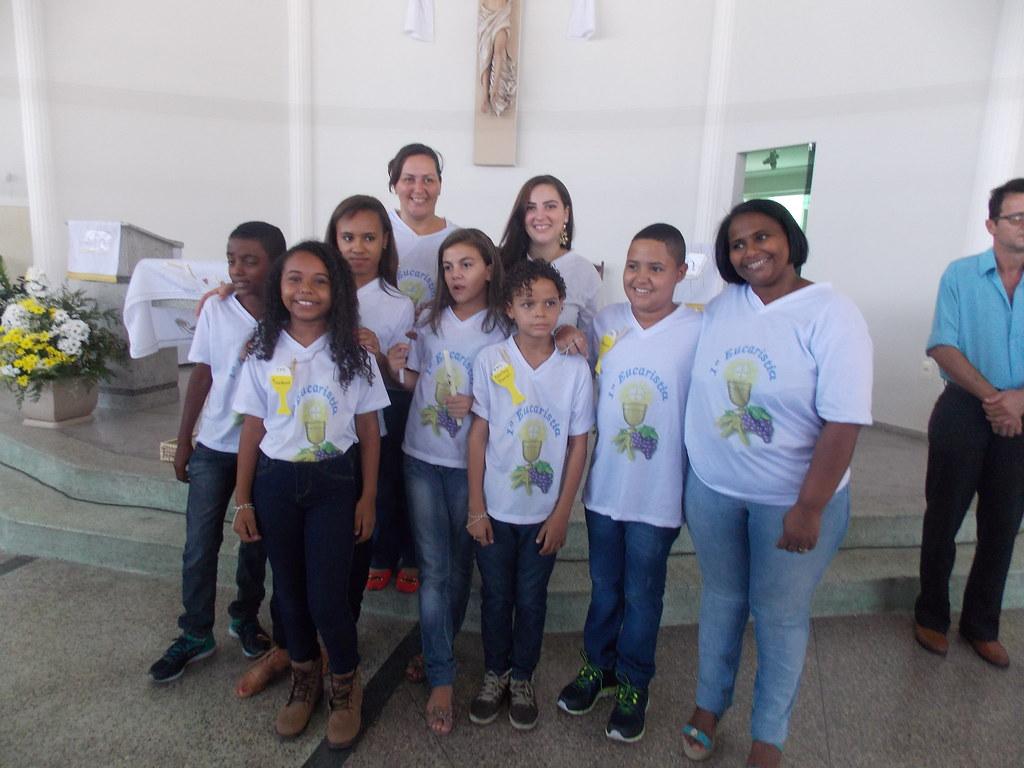Primeira Eucaristia - São Vicente