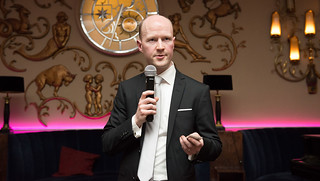 M-Filesin teknologiajohtaja Antti Nivala.