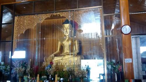 Cane Buddha at Nammilaung