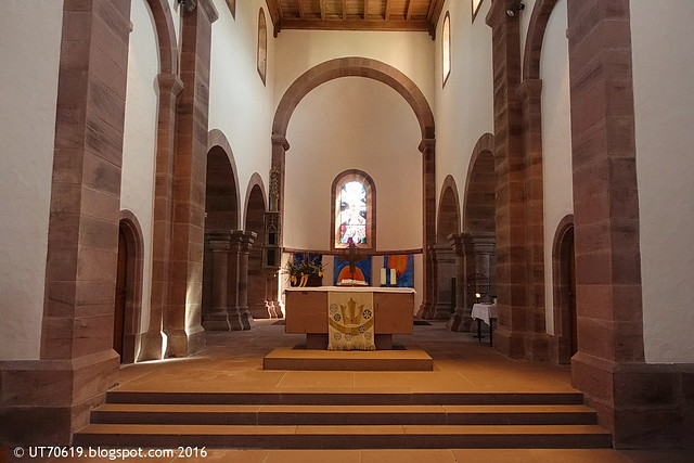 Klosterkirche Innenraum
