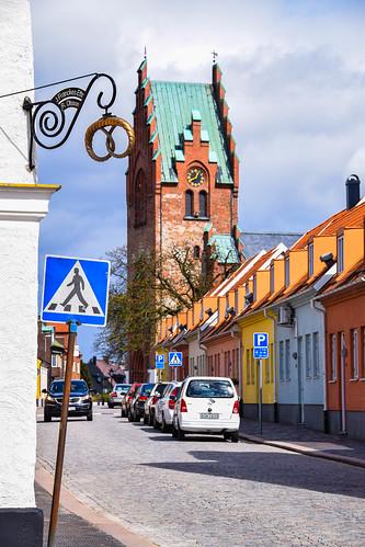 city se sweden sverige arkitektur cityview trelleborg skånelän